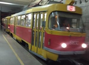 Волгоградский подземный трамвай хотят сделать в Уфе