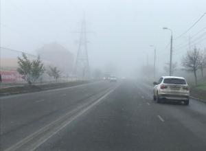 На праздники ожидается сильная метель на трассах в Волгоградской области