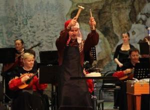 Музыканты с кулерными бутылками и пишущими машинками устроят концерт в Волгограде