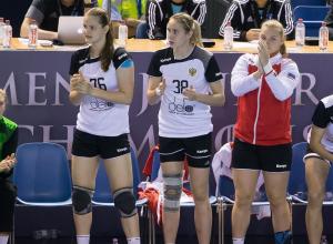 В Волгоград гандболистки возвращаются без медалей