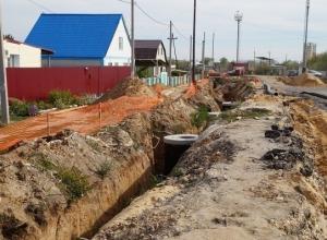 Из-за ремонта дороги в аэропорт посёлок Гумрак превратился в «ад», - жители Волгограда