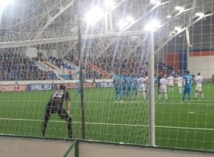 Свидание с «Сибирью» закрепило «Ротор-Волгоград» на дне турнирной таблицы