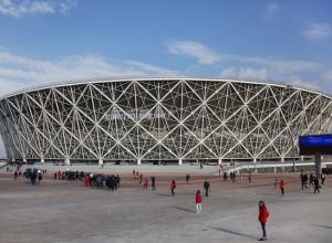 Как на своей машине попасть к стадиону «Волгоград Арена» во время ЧМ-2018