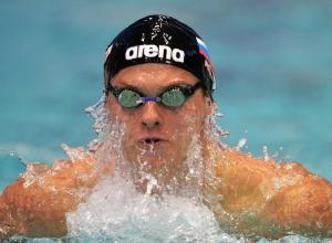 Волгоградский пловец взял две медали чемпионата мира на короткой воде