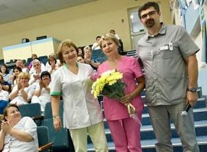 Лучшая акушерка в России работает в Волгограде