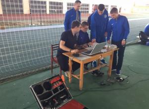 Виктор Гараев оказался самым выносливым, а Олег Николаев самым быстрым игроком «Ротора-Волгоград»