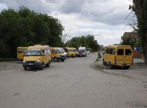 Власти Волгограда закрывают оставшиеся в городе маршрутки