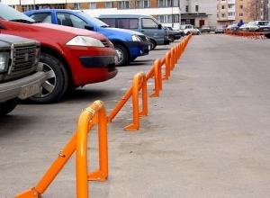 Парковочные места сделают для волгоградцев на праздник Дня города