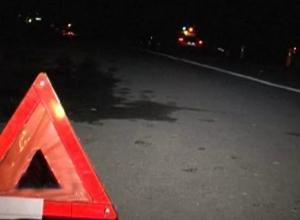18-летняя девушка попала под колеса 61-летнего водителя Nissan на трассе под Волгоградом