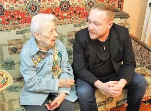 Участница Сталинградской битвы Любовь Петровна Анохина: «Я хорошо помню тот день»