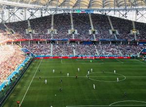 «Волгоград-Арена» вновь примет футбольных болельщиков 22 июля