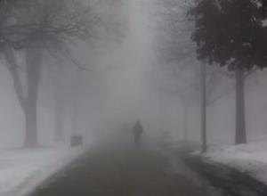 Туман и дожди проводят волгоградцев на выходные
