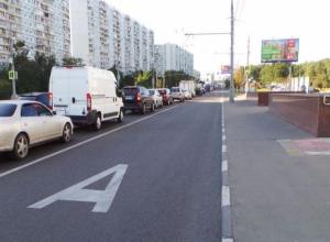 В Волгограде на проспекте Ленина появятся полосы для транспорта и видеокамеры