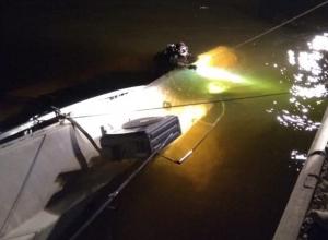 Стало известно об 11 погибших при крушении пассажирского катамарана у волгоградского речпорта