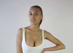 Тридцатая участница кастинга «Мисс Блокнот Волгоград-2018» Элизабет Бережнова