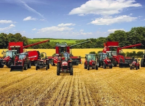 Отечественный рынок сельхозтехники улучшил показатели