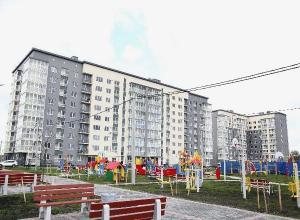 Минстрой России увидел в Волгограде снижение темпов жилищного строительства