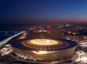 Мошку приказано ликвидировать вокруг стадиона «Волгоград Арена» к ЧМ-2018
