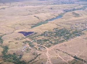 Квадрокоптер отследил в полете путь реки Царица в Волгограде
