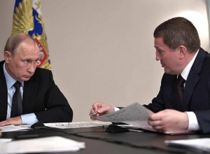 Рейтинг губернатора Андрея Бочарова продолжает стремительное падение