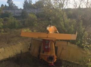 Разбился самолет с волгоградским военным летчиком под Ульяновском: возбуждено уголовное дело