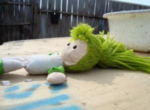 В городе-спутнике Волгограда разбился младенец