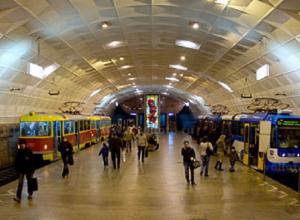 Утром 12 декабря пассажиров подземки на площади Ленина в Волгограде встретят с музыкой