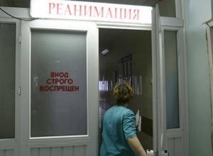 Волгоградец скончался в больнице после страшного ДТП
