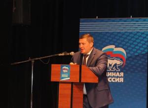 Единороссы Волгограда отходят от тактики борьбы против всех
