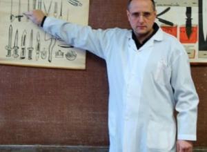 Задержан главный патологоанатом Волгоградской области Вадим Колченко