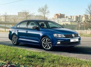 Volkswagen Jetta Life: существенные выгоды при покупке в октябре