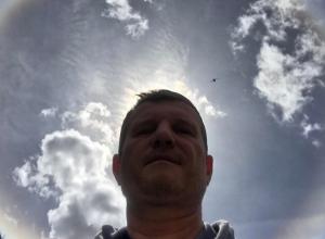 Перед восхождением в зону смерти на Эвересте Олег Савченко увидел гало