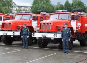 Власти Волгоградской области начали строить новые пожарные депо