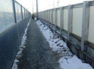 ОНФ ужаснуло качество реконструкции моста в Волгограде