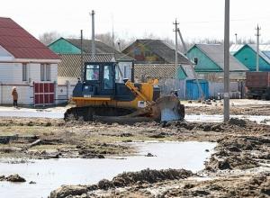 «Смешные» компенсации получили 565 пострадавших от наводнения семей Волгоградской области
