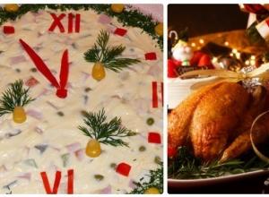 В Волгограде подсчитали стоимость новогоднего стола и салата оливье