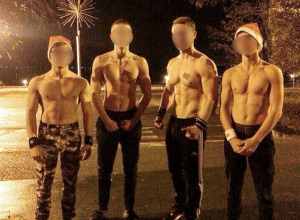 Оголенные москвичи вызвали в волгоградках эротичные новогодние мечты