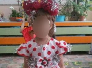 Пропавшая 5-летняя Соня из Калача-на-Дону найдена мертвой