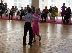 500 участников встретились на «Кубке Линии танца-2017» в Волгограде