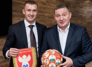 На «Волгоград Арене» может сыграть российская сборная по футболу