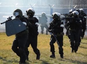 Антитеррористические учения в преддверии ЧМ-2018 прошли в Волгограде