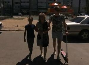 Двоих детей погибшего волгоградского полицейского власти выкинули на улицу