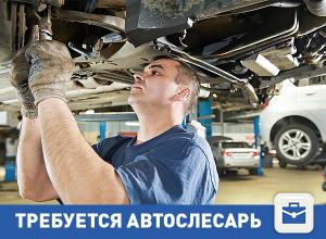 Примем на работу автослесаря в Волгограде