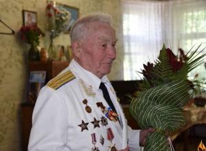 «Ночные волки» простились с ветераном ВОВ в Севастополе