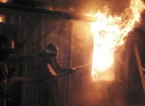 Курение привело 68-летнего мужчину к смерти в огне под Волгоградом