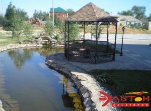 Санаторно-курортный комплекс «Эльтон» приглашает посетить уникальное озеро