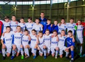 Юные воспитанники академии «Ротор» заняли 2 место в турнире «KAZAN CUP»
