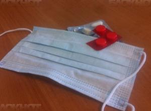 В Волгоградской области стремительно растет число заболевших гриппом и ОРВИ