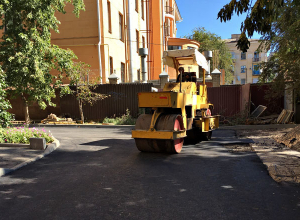 14 дворов отремонтируют в Центральном районе Волгограда до конца октября