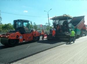 Ремонт Третьей Продольной Волгограда планируют завершить к середине октября
